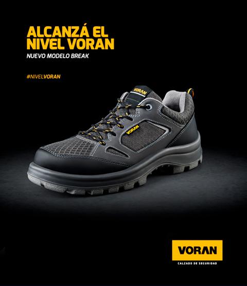 Voran - Calzado de seguridad